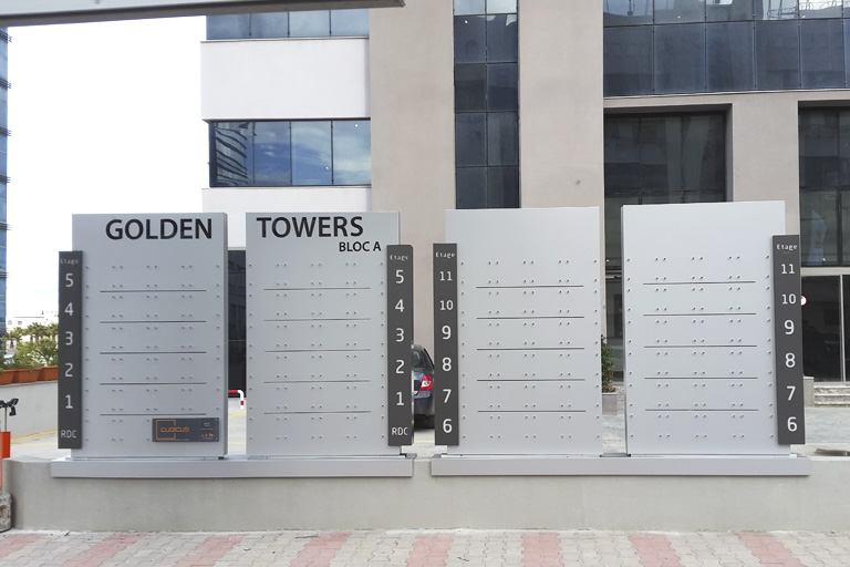 Totem Golden Towers